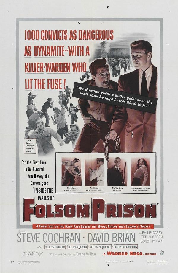 Inside The walls of Folsom Prison online