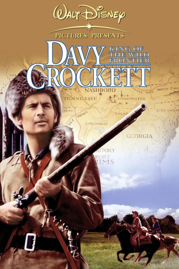 Davy Crockett: Král divoké hranice online