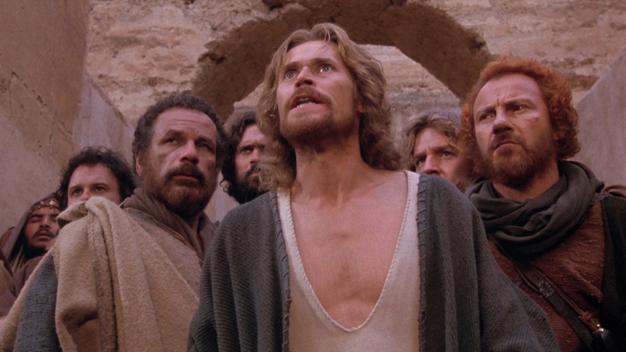 Poslední pokušení Krista online