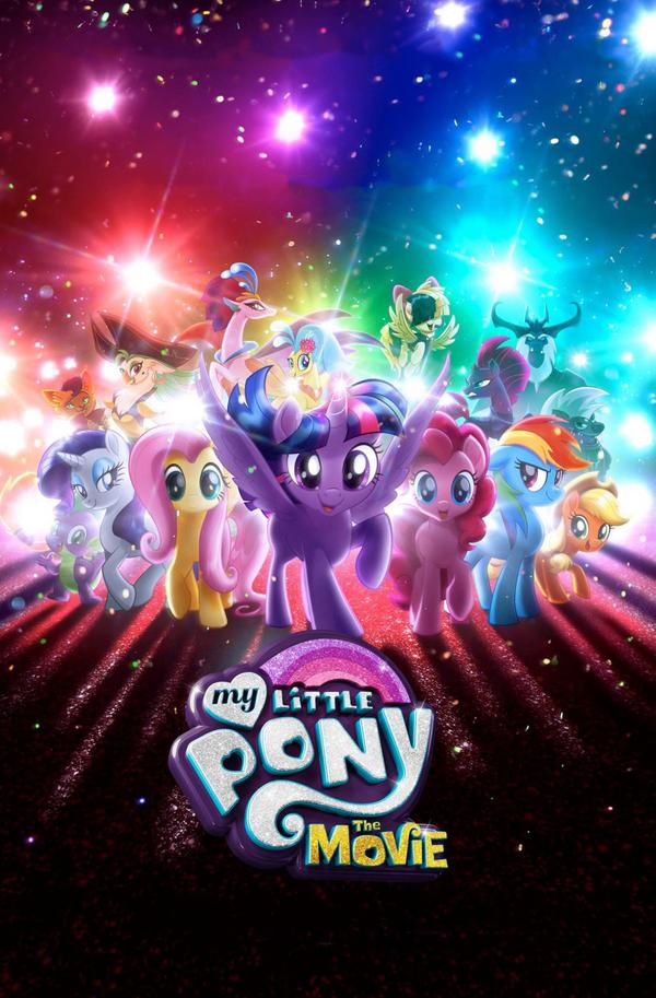 My Little Pony Film - Tržby a návštěvnost