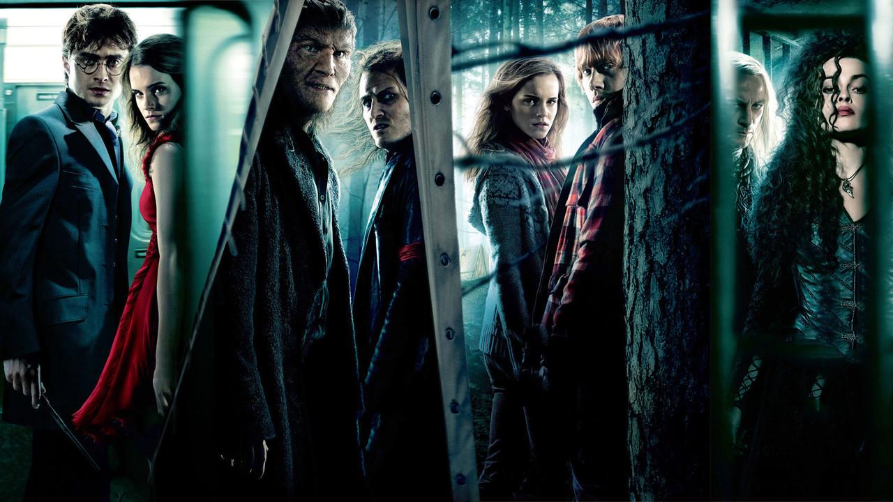 Harry Potter a relikvie smrti - 1.část online