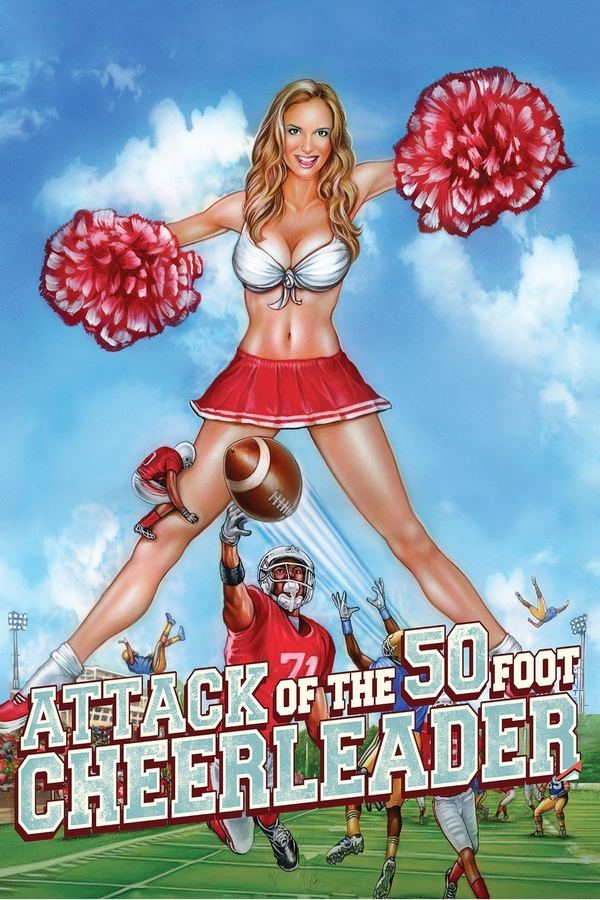 Attack of the 50 Foot Cheerleader online