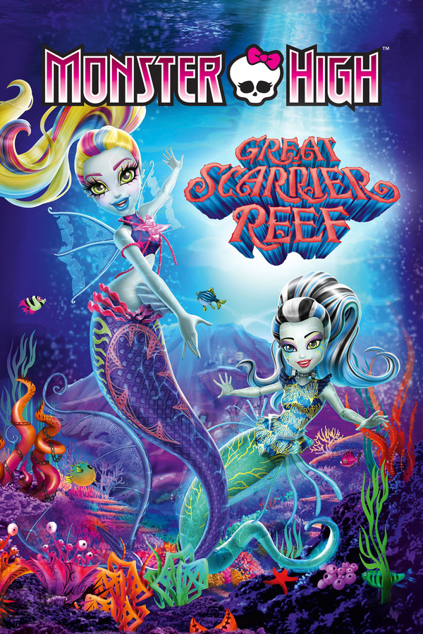 Monster High: The Great Scarrier Reef online