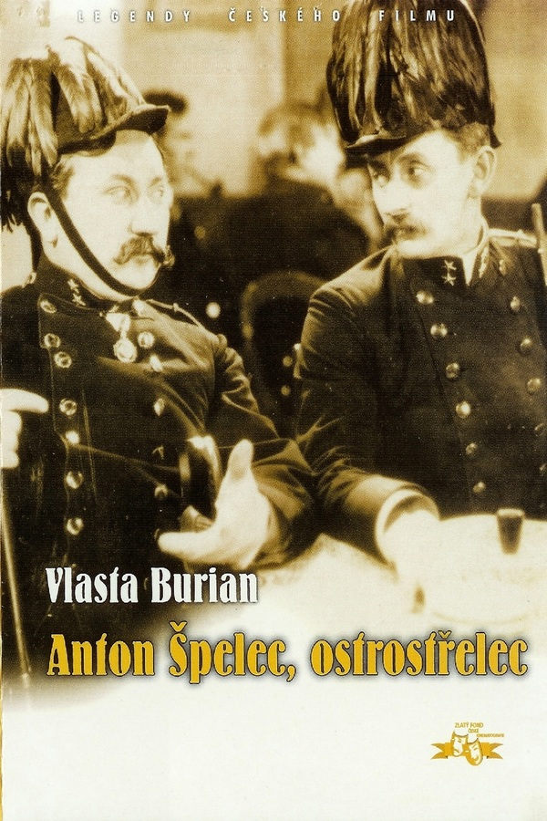 Anton Špelec, ostrostřelec online