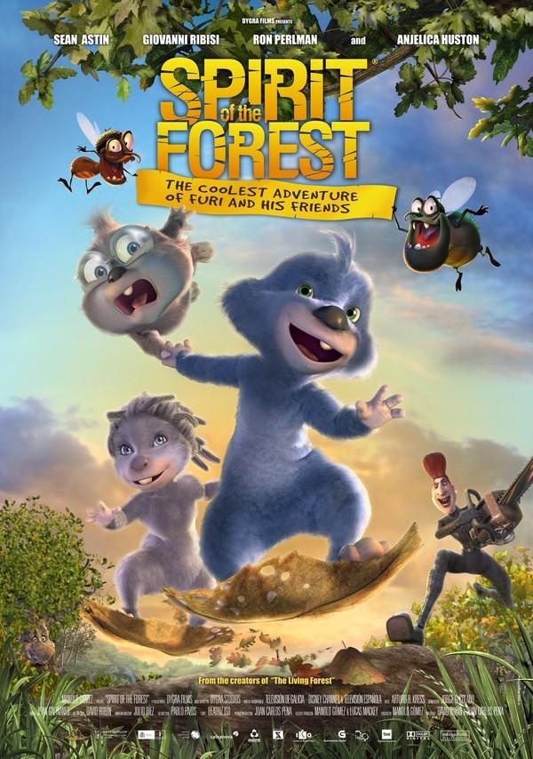Pohádky z lesa online