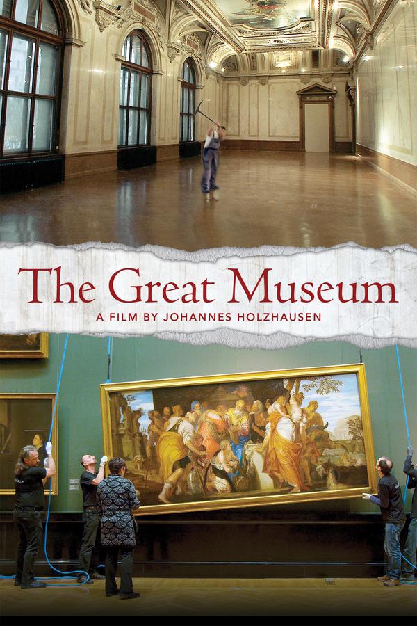 Velkolepé muzeum online