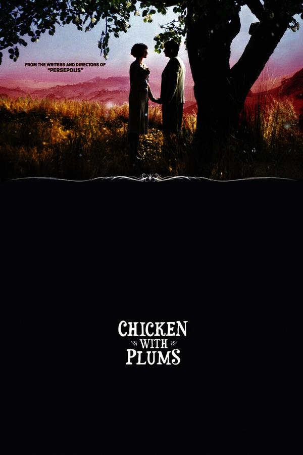 Kuře na švestkách online