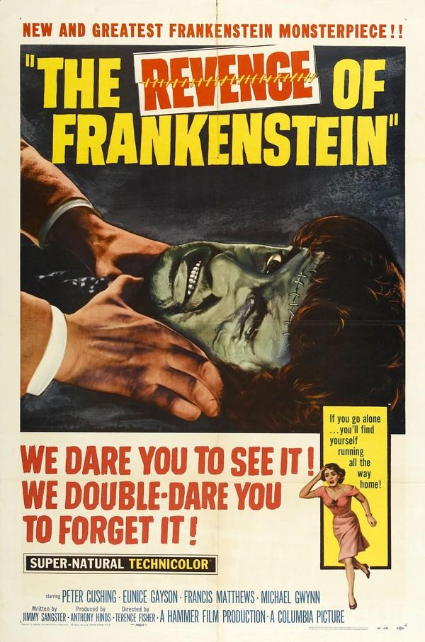The Revenge of Frankenstein online