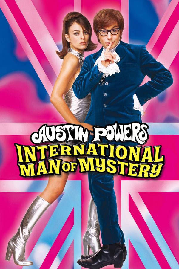 Austin Powers: Špionátor online