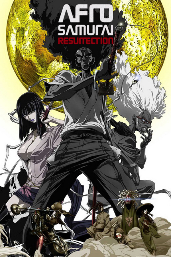 Afro Samurai Resurrection online