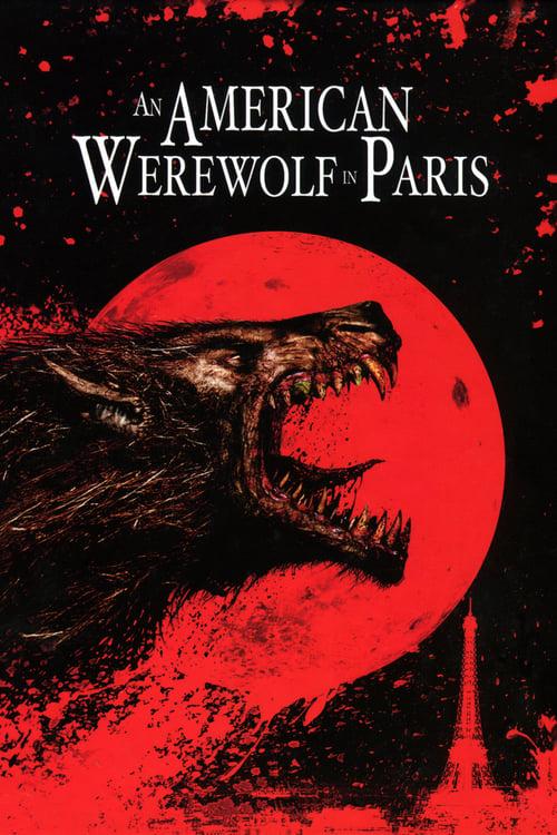 Americký vlkodlak v Paříži online
