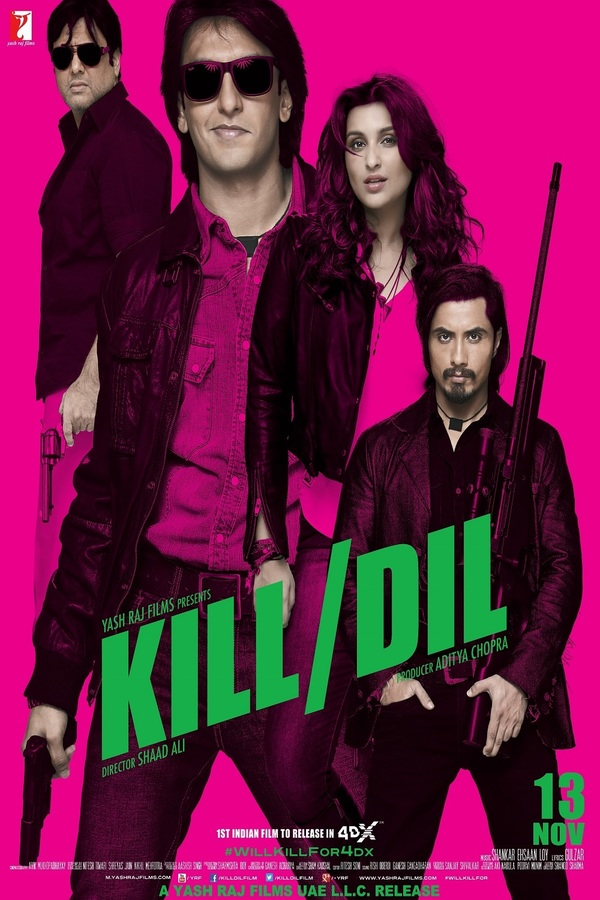 Kill Dil online