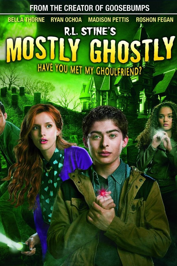 Mostly Ghostly: Have You Met My Ghoulfriend? online