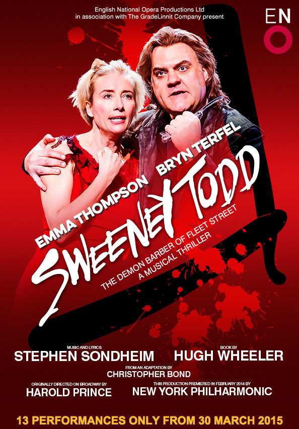 Live from Lincoln Center – Sweeney Todd: The Demon Barber of Fleet Street online