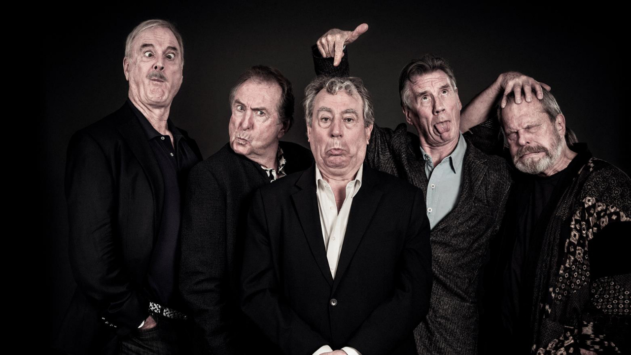 Monty Python Live: One Down, Five to Go
