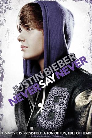 Justin Bieber: Nikdy neříkej nikdy online