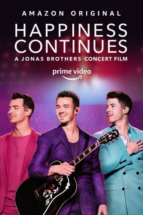 Happiness Continues: A Jonas Brothers Concert Film online