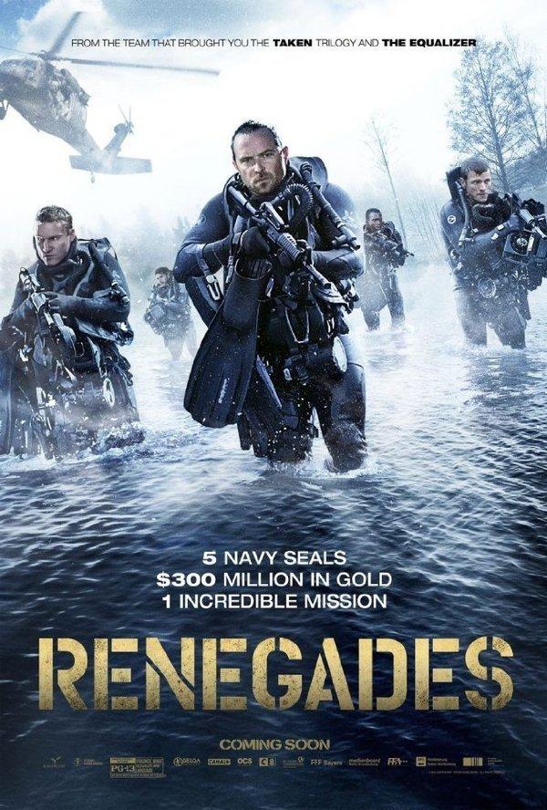 Renegades online
