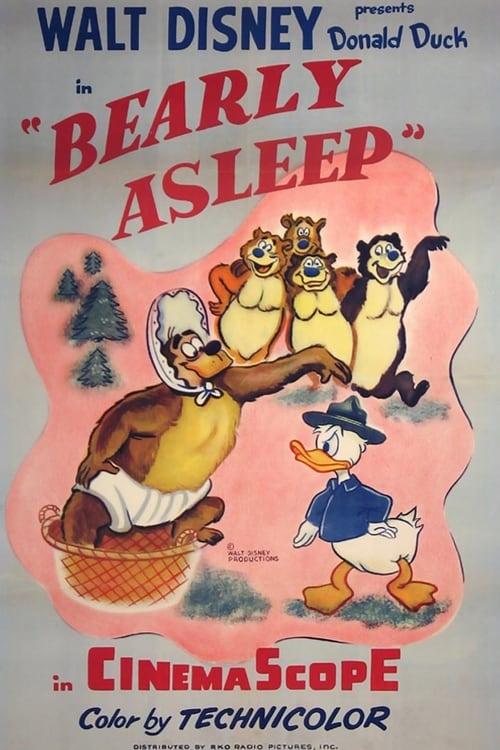 Bearly Asleep online