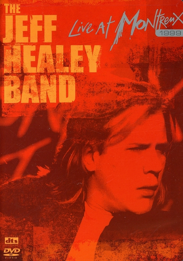 Jeff Healey - Live at Montreux online