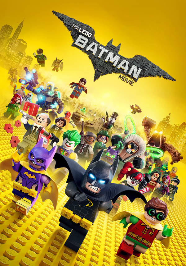 Lego Batman Film online