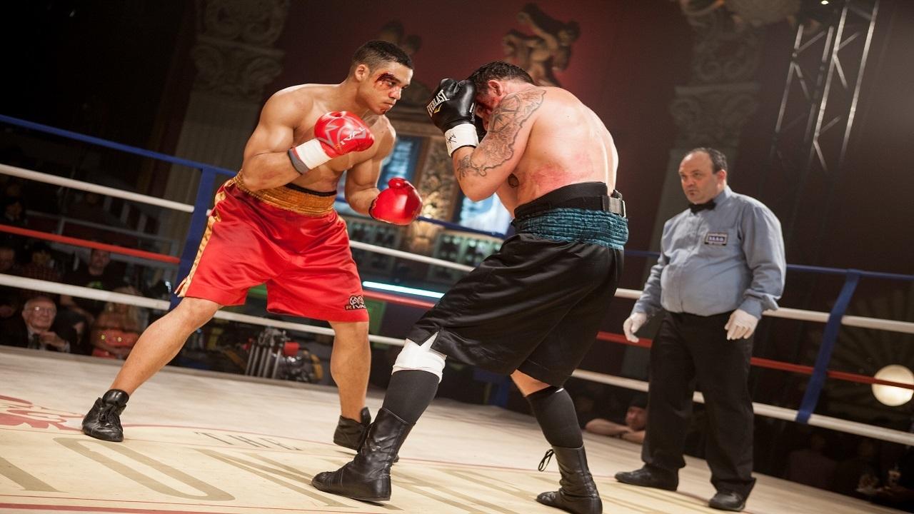 Muži v ringu online