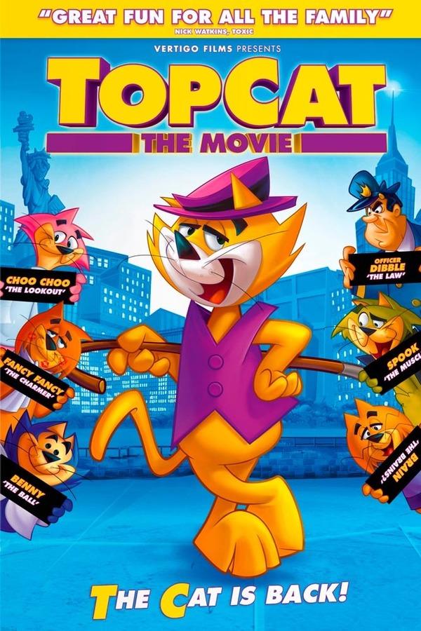 Top Cat The Movie