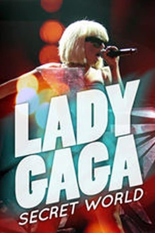 Lady Gaga: Tajný svět online