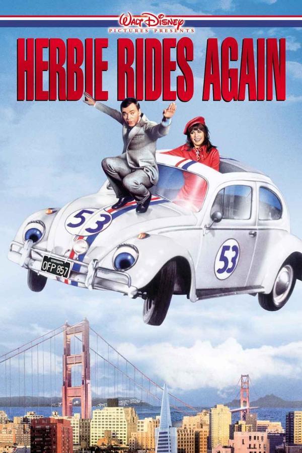 Herbie a stará dáma online