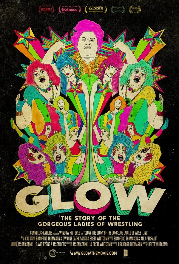 GLOW: The Story of the Gorgeous Ladies of Wrestling online