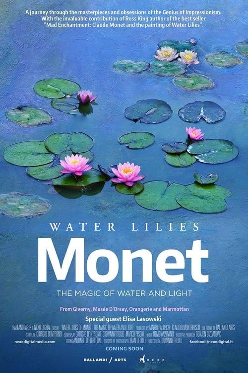 Monetovy lekníny– magie vody a světla online