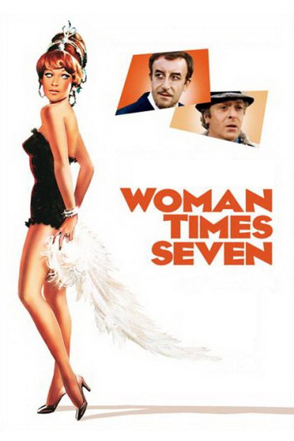 Woman Times Seven online