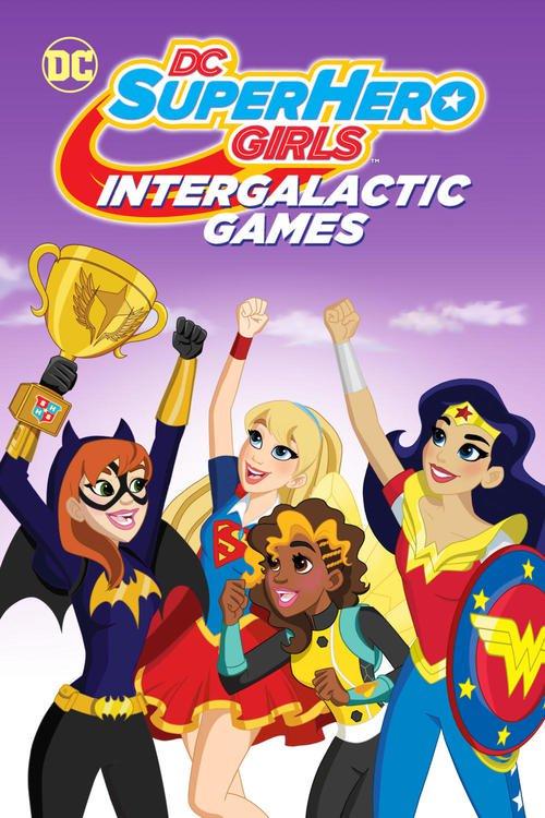 DC Super Hrdinky: Galaktické hry online