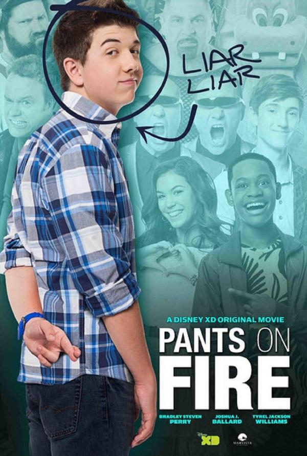 Pants on Fire online