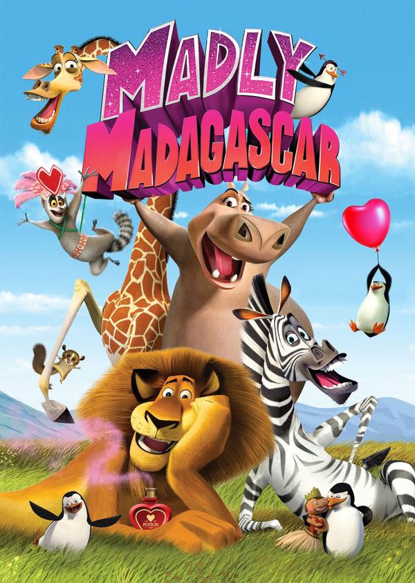 Madly Madagascar online