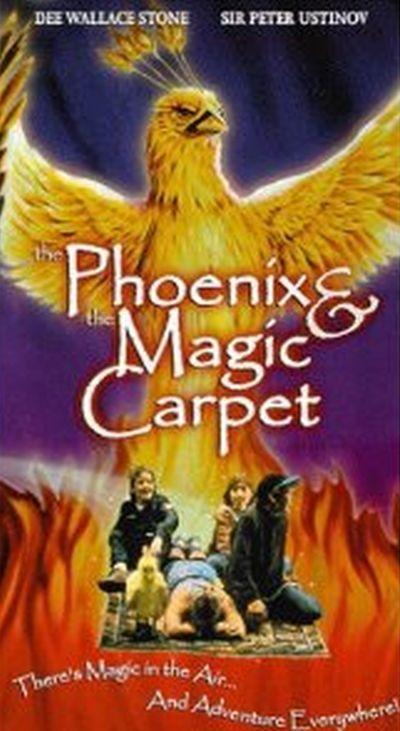 The Phoenix and the Magic Carpet online