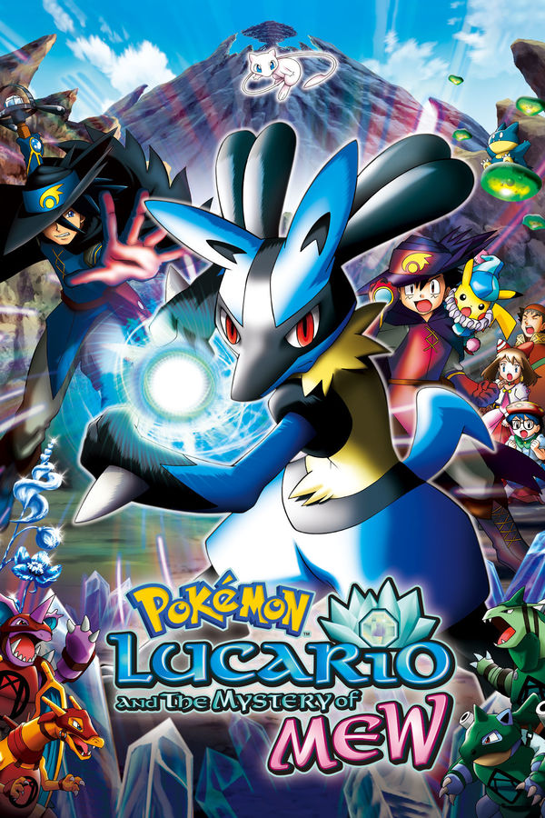 Pokemon: Lucario and the Mystery of Mew online