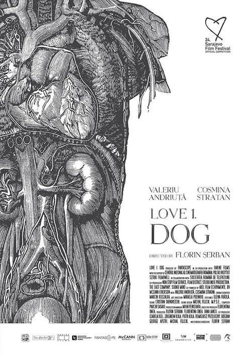 Láska 1: Pes online