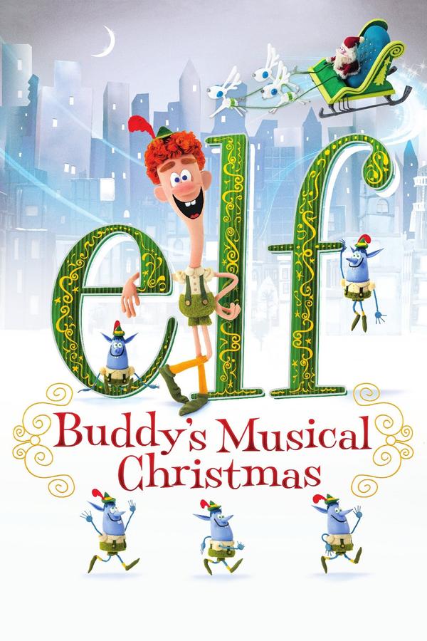 Elf: Buddys Musical Christmas online