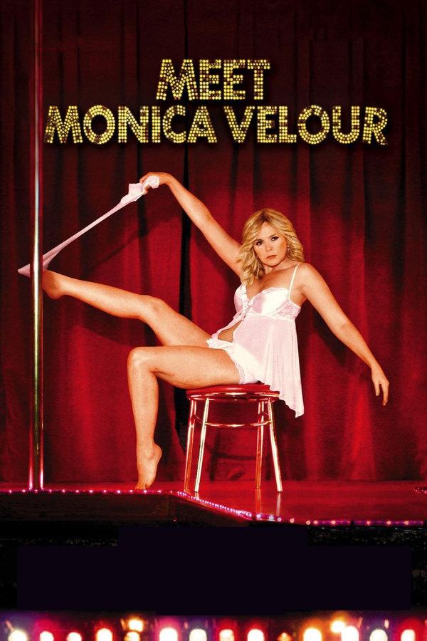 Meet Monica Velour online