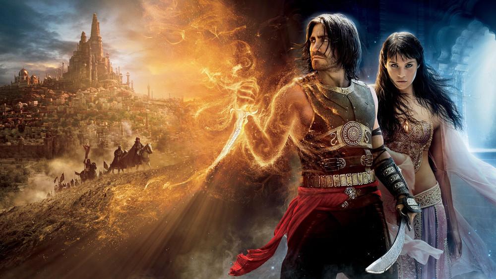Princ z Persie: Písky času online