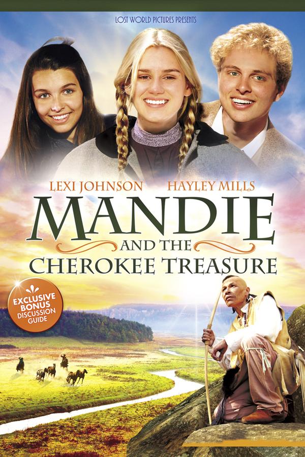 Mandie and the Cherokee Treasure online