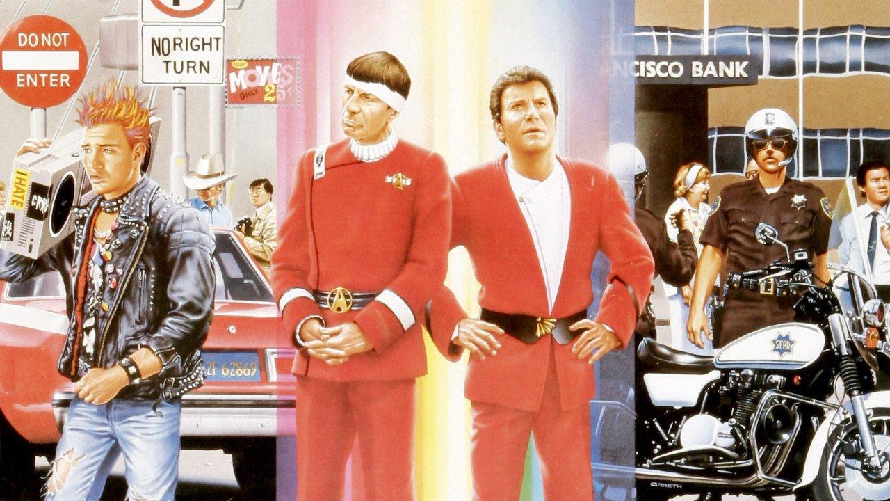 Star Trek IV: Cesta domů