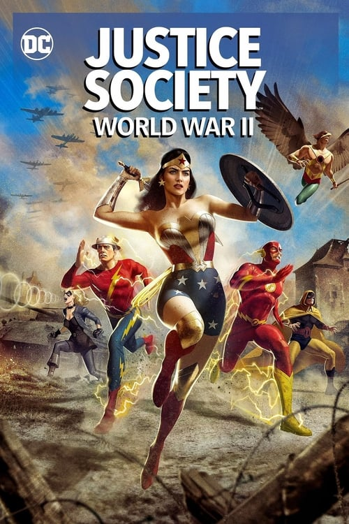 Justice Society: World War II online