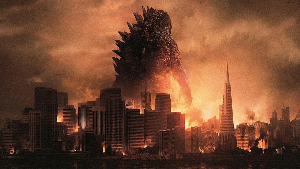 Godzilla online