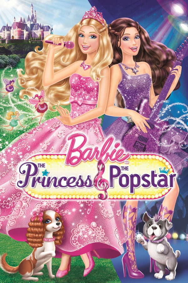 Barbie - Princezna a zpěvačka online