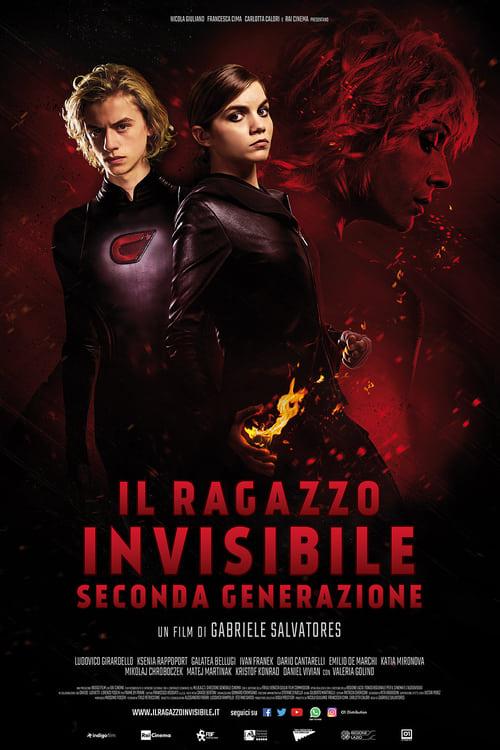 Il ragazzo invisibile: Seconda generazione online