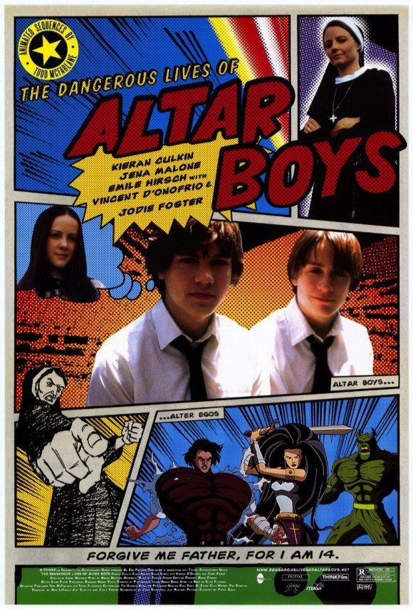 The Dangerous Lives of Altar Boys online