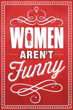 Women Aren't Funny online