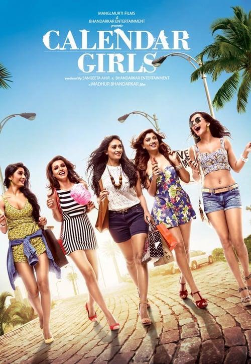 Calendar Girls online